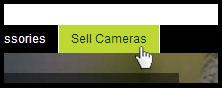 Camera Cursor
