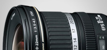 Used EF-S 10-22mm