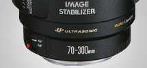 Used Canon EF 70-300mm IS USM