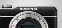 Used Olympus E-PL1