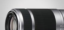 Used E 55-210mm