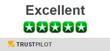 Trustpilot - Excellent